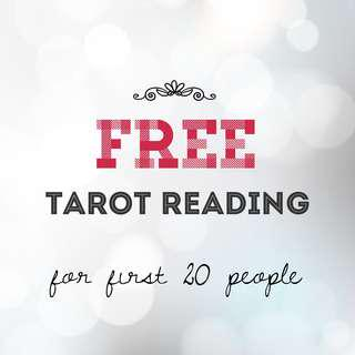 (CLOSED) Free Tarot Relationship Reading for first 20 keen carousellers