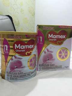 Dumex Mamex Cherish for Infant 0-12 months