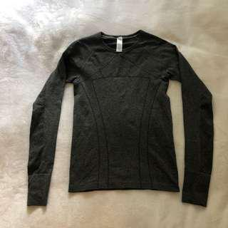 Ivivva Workout Long Sleeve Top