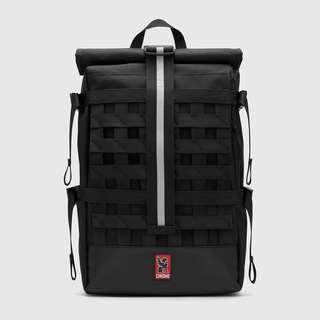 Chrome Industries Black Barrage Cargo Backpack