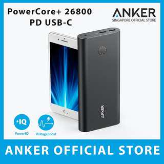 Anker PowerCore+ 26800 With Power Delivery