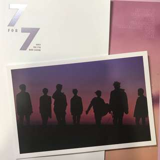 GOT7 postcards!! [official]
