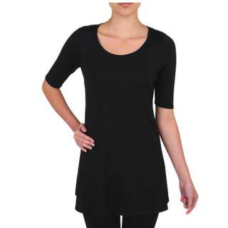 Nygard Slims Essential Tunic -Black-S