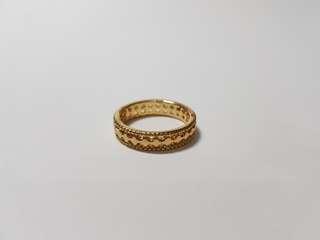 日本古董戒指