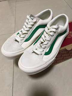 (New) Vans style36 Green (size 40)