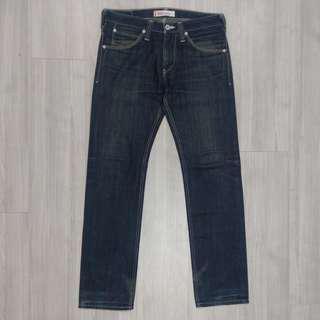 🚚 Levi's levis EU504-0019  W31 L33 刷色直筒牛仔褲 504 514 511