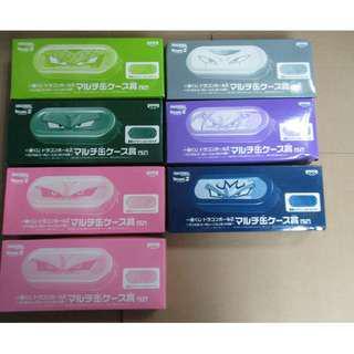 扭蛋 盒蛋 DRAGONBALL Z 龍珠 眼鏡盒 筆盒