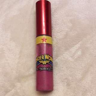 MAC Wonder Woman lipglass limited ed