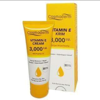 Cosmoderm 3000 vitamin E cream for acne scar