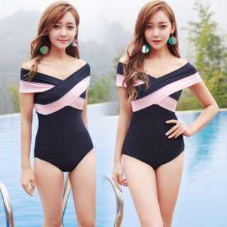 Bikini Baju Renang Wanita Swimsuit Bra Monokini Sabrina Lace Swimwear