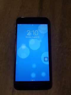 Iphone 6s plus 16gb silver UNLOCKED