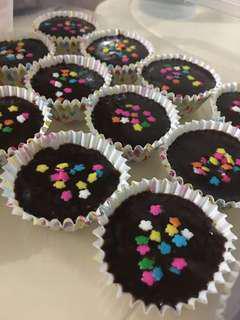 Choco Cupcake Polvoron