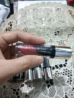 Lip cream liquid mood matcher