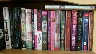 PRE LOVED BOOKS (200PHP EACH)