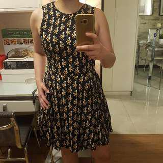 H&M Printed Dress