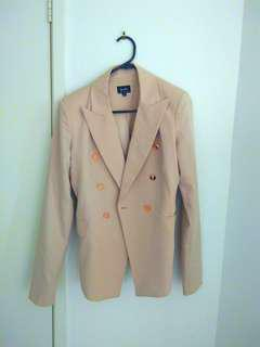 Bardot balmain style blazer