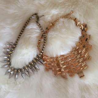 Free with purchase Lovisa Necklaces