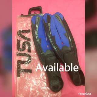 Tusa Xpert Zoom Diving Flippers