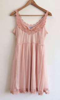 Cotton On Lace Summer Dress