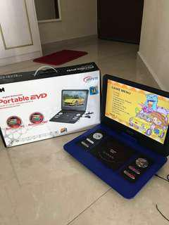"🚚 BNIB Zen Portable EVD 16""player Best Deal Around"