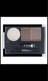 Eyebrow Brunette Powder Pallete