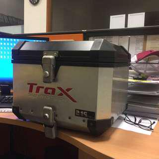 Trax Box with base and Gilera bracket.