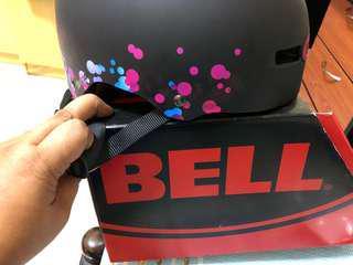 bn: M BELL helmet - Matte Black