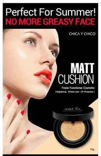 Authentic from Korea Matt Cushion