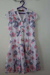 Samlin Floral Dress