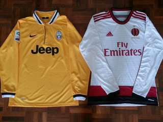 Combo Juventus & AC Milan