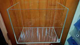 超白水晶淨缸 350(L) x 220(W) x 280(H)