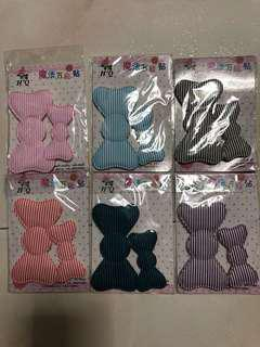 BN Mother and daughter hair velcro