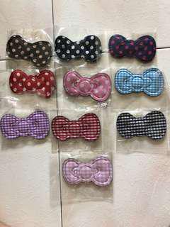 BN Hello Kitty Bow Hair Velcro