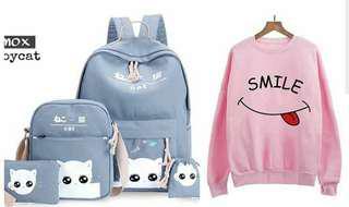 Tas+Sweater