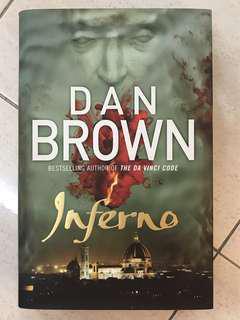 Dan Brown - Inferno (Hardcover)