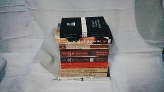 Nicholas Sparks' Books + Other Books