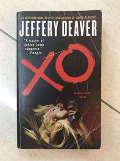 Jeffrey Deaver XO