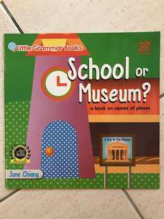 Little Grammar Books - School or Museum?