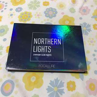 Nothern Lights Glow Palette
