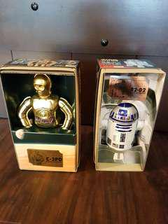 🚚 Star Wars R2D2 and c3po