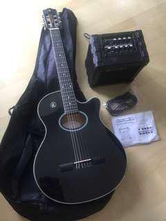 Acoustic Set LIKE NEW! AFFORDABLE! PERFECT GIFT!