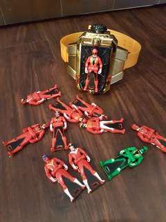 🚚 Power Ranger sentai