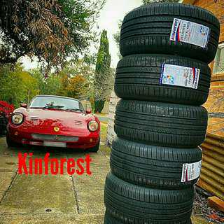 Tyre- Kinforest 🙇‍♂️ PM for the quotation