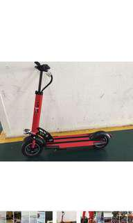 Electric Scooter black only ! Brand new
