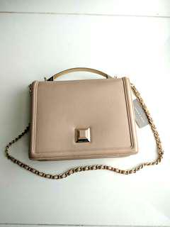 Authentic Charles & Keith chain bag