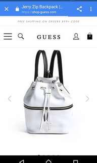 Guess Jerry Zip Backpack