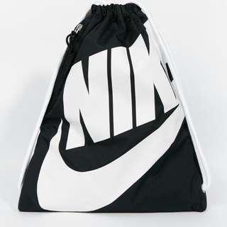 Nike Drawstring Bag Heritage School Backpack Gymsack