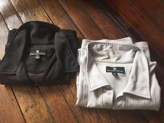 Big size Polo shirt set 2pcs