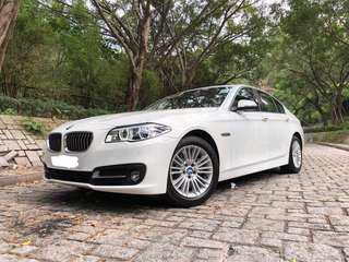2014 BMW 520iA