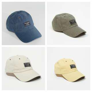 Abercrombie and Fitch Hat Baseball Cap AnF Hollister